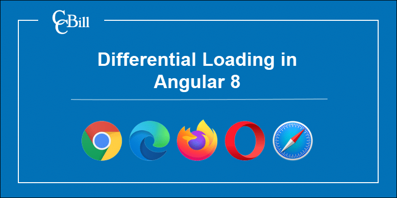 Understanding differential loading in Angular 8 and how to manually set it up.