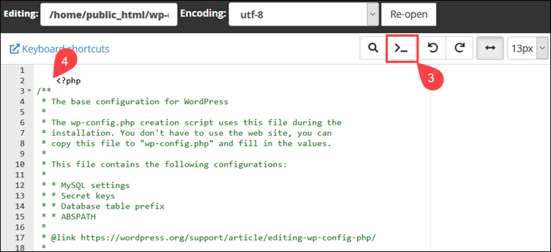 Locate the code line causing the error and remove all whitespaces.