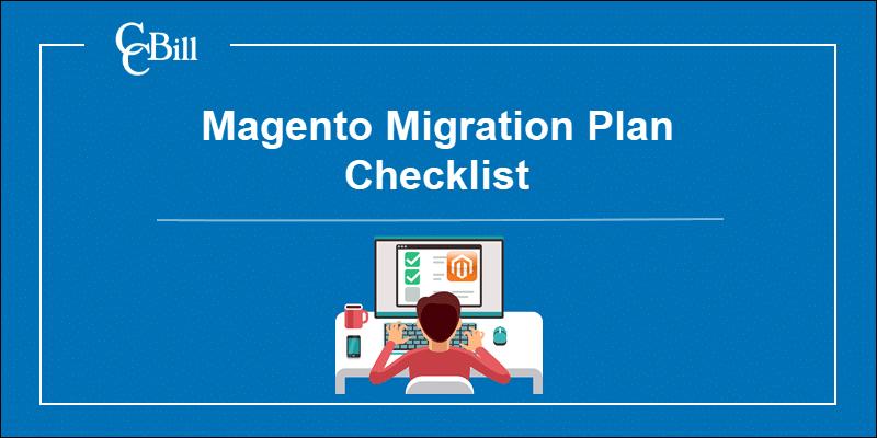 Developer performing a Magento Migration.