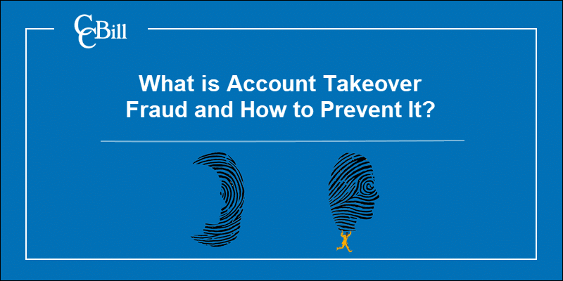 Attacker strealing personal information to commit account takeover fraud.