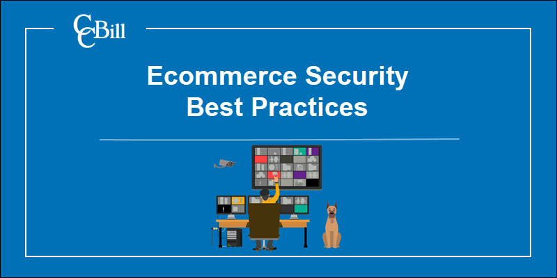 Merchant monitoring ecommerce store using various security tools.