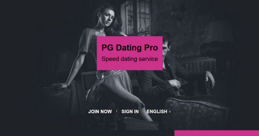 DatingPro Slider
