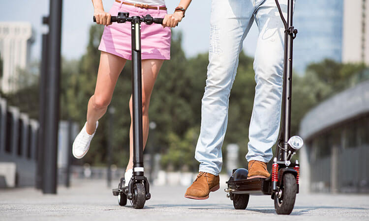 Ecommerce Business Ideas Electric Scooters