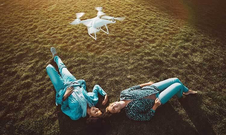 Ecommerce Business Ideas Selfie Drones