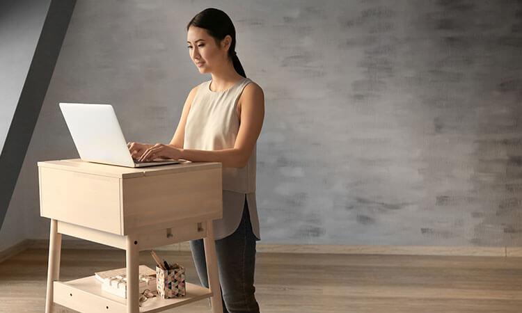 Ecommerce Business Ideas Standing Desk