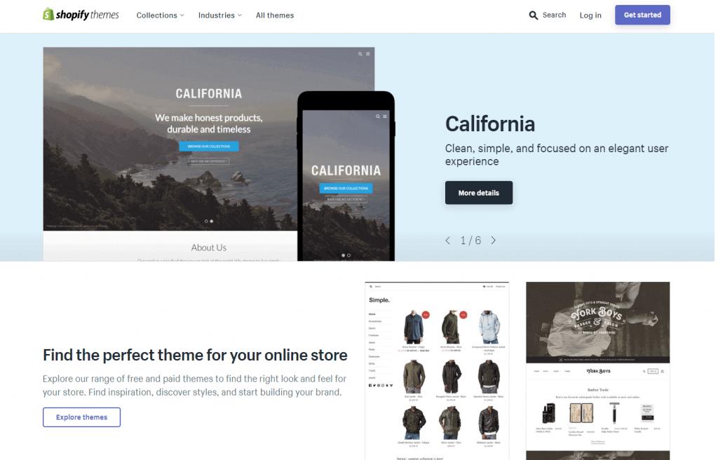 Shopify Design Ecommerce Platform