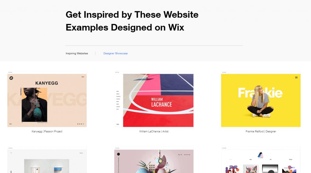 Wix Design Ecommerce Platform