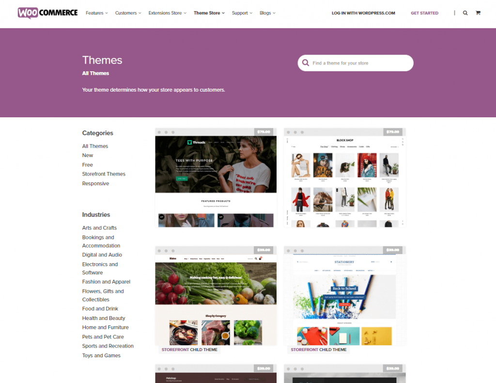 Woocommerce Design Ecommerce Platform