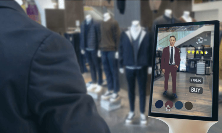 Future of Ecommerce Augmented Reality Virtual Product