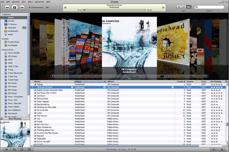 Apple iTunes TVOD Business Model