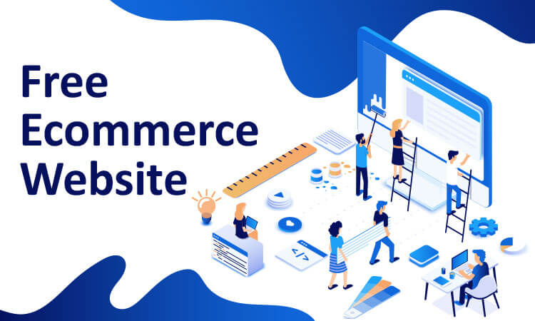 Free Ecommerce Website