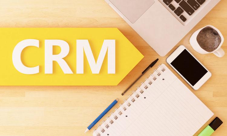 Ecommerce Website CRM