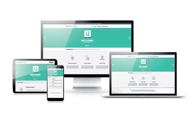 Ecommerce Website Responsive Design