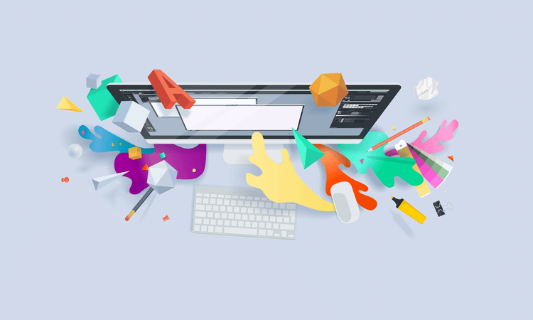 Ecommerce Website Theme Design
