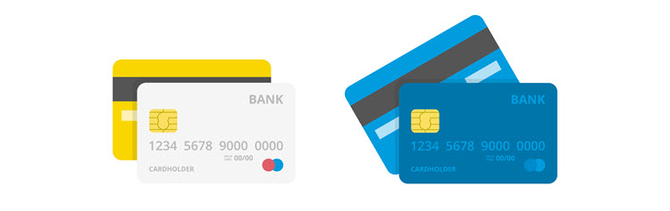 Payment cards are the most popular payment method for online shoppers.