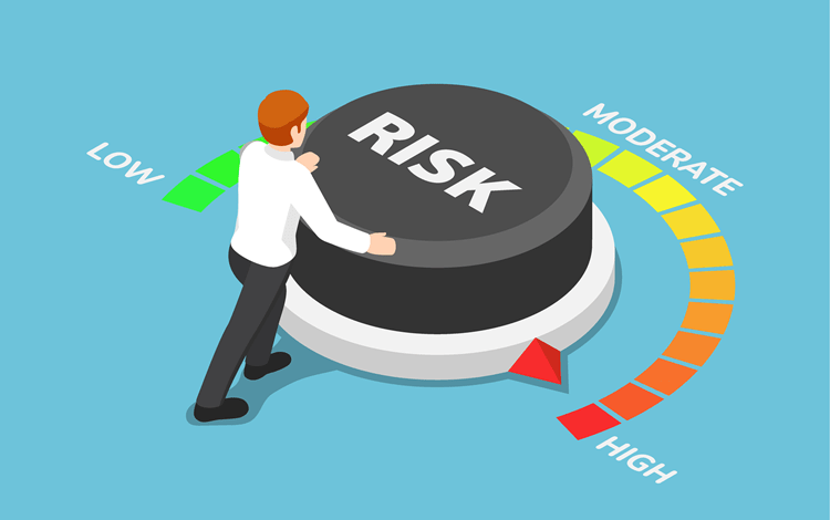 Differences between high risk and low risk merchant accounts.