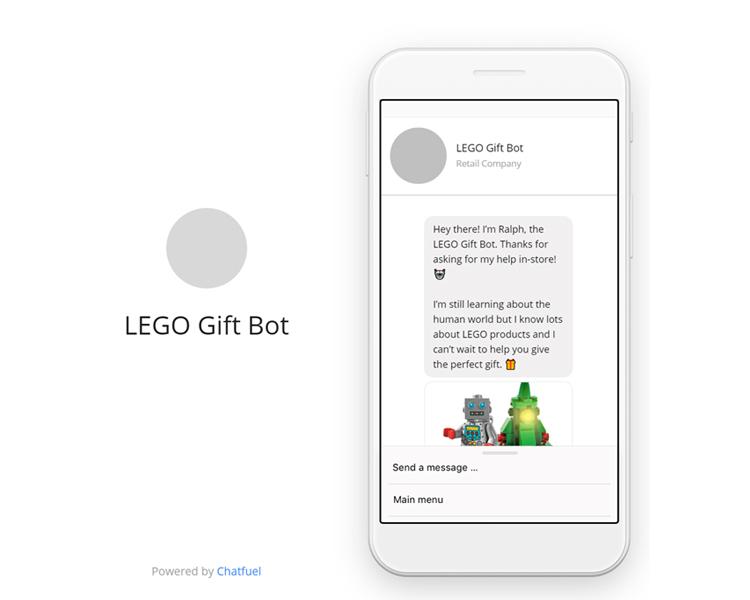 Lego Ecommerce Chatbot