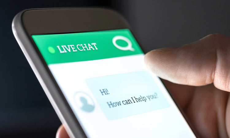 Omnichannel Customer Service and Support Live Chat