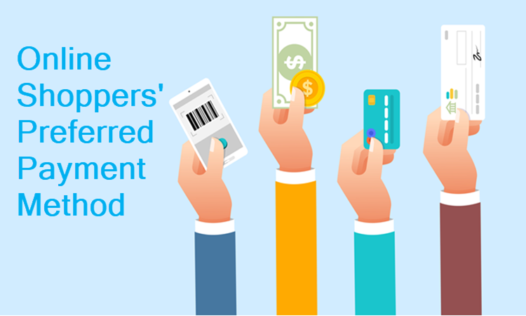 Preferred Payment Method for Online Shoppers