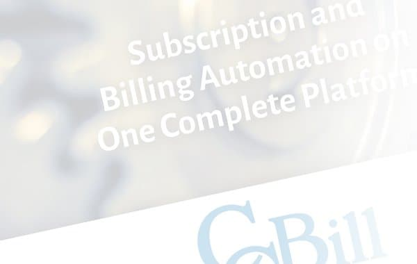 CCBill for Automation